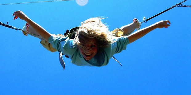 how to become a bungee jump instructor