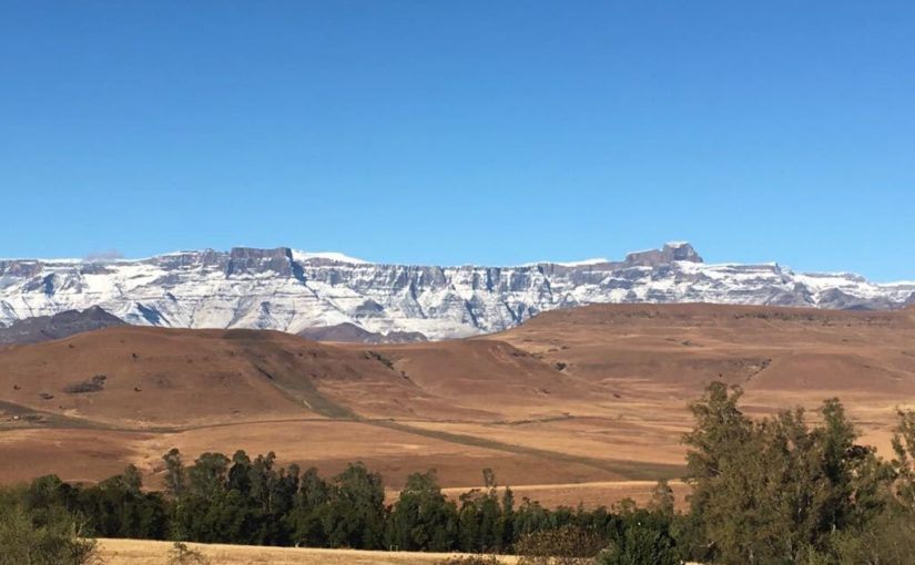 Frost, Fire, Friends – Winter in the Berg
